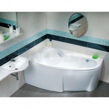 Акриловая ванна Ravak Asymmetric левая