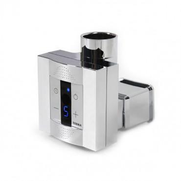 Блок управления TERMA KTX4 4773 хром 300-600W для электрического полотенцесушителя