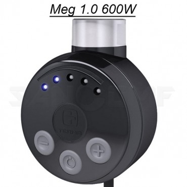 ТЭН  Terma MEG-1.0 для полотенцесушителя  600W черный