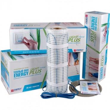 Теплый электрический пол Energy Light Plus 6.0-900