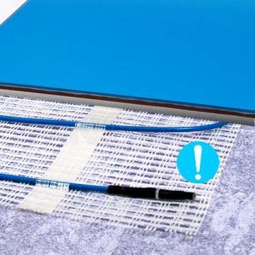 Теплый электрический пол Energy Light Plus – высокое качество и удобство монтажа