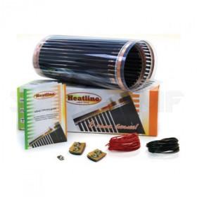 Сверхтонкий плёночный тёплый пол «Heatline»: HLS-150-10.0