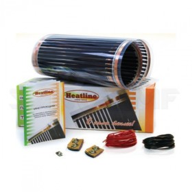 Сверхтонкий плёночный тёплый пол «Heatline»: HLS-150-1.0