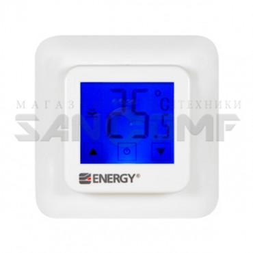 Терморегулятор Energy TK07 с сенсорным ЖК-дисплеем