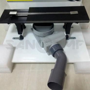 Трап - лоток регулируемый универсальный (от30см до120см)  Viega Advantix Vario с ножками