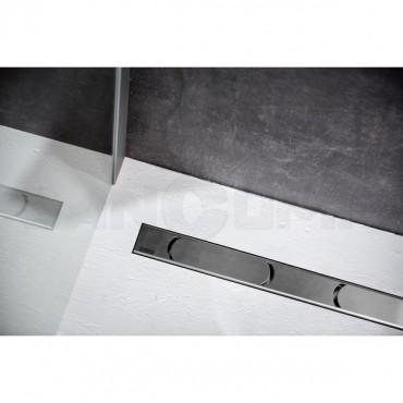 Душевой канал OZ Ravak Chrome 1050 - нержавеющая сталь