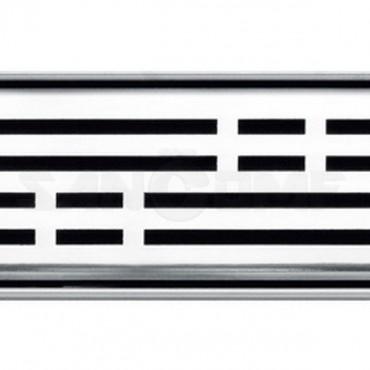 """Решетка TECEdrainlinе""""basic""""для слива из нержавеющей стали,прямая"""