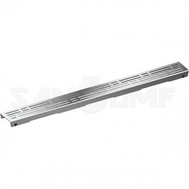 Решетка TECEdrainline Basic для слива из нержавеющей стали,прямая