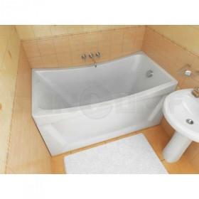 Акриловая ванна Тритон Ирис 1300Х700