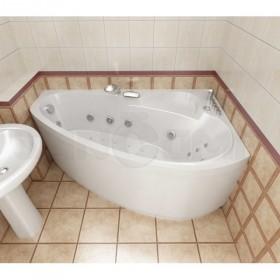 Акриловая ванна Тритон Пеарл-шелл 1600Х1040