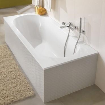 Villeroy & Boch Oberon 170Х75 ванна из литьевого мрамора