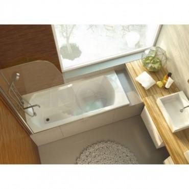 Акриловая ванна Alpen Diana 170x75