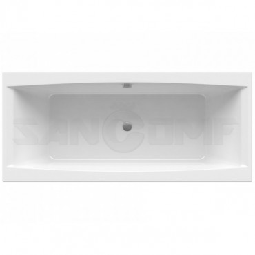Акриловая ванна Alpen Vesta 180x80