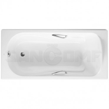 Goldman 170X80 чугунная ванна