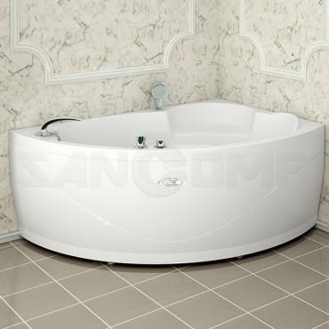 Радомир Алари (Alari) 1680Х1200 акриловая ванна