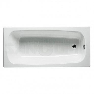 Roca Continental 120х70 чугунная ванна без антискользящего покрытия