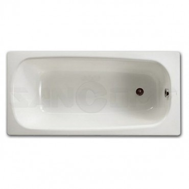Roca Contesa 150Х70 стальная ванна без антискользящего покрытия