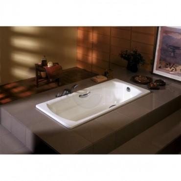 Roca Swing 180Х80 стальная ванна с антискользящим покрытием