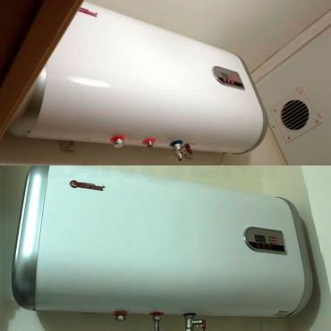 Thermex Flat Plus IF 50 H водонагреватель накопительный