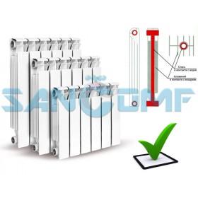 Биметаллические радиаторы отопления: отзывы и характеристики