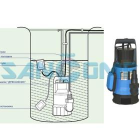 Дренажные насосы для колодцев: специфика применения