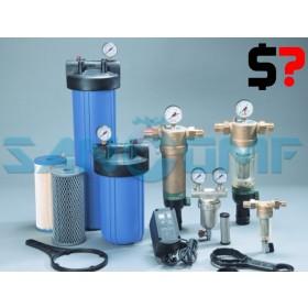 Фильтр тонкой очистки воды: цена в интернет-магазине «СанКомф»