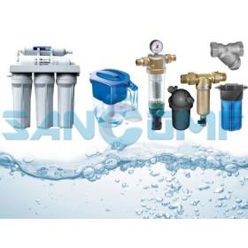 Фильтры для очистки питьевой воды: виды и особенности