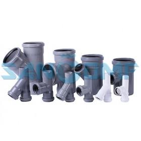 Фитинги для канализации: их разновидности и применение