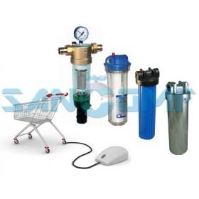 Интернет-магазин фильтров для воды и другого сантехнического оборудования