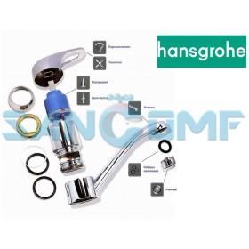 Комплектующие для смесителей Hansgrohe