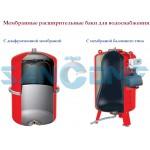 Мембранный расширительный бак для водоснабжения: особенности конструкции и применения