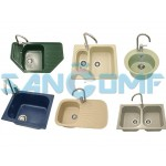 Мойки для кухни: фото и цены в интернет-магазине «СанКомф»