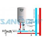 Подключение водонагревателя: этапы работы