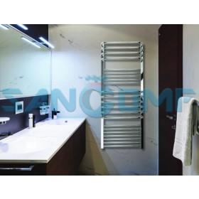 Полотенцесушитель вертикальный водяной для ванной комнаты