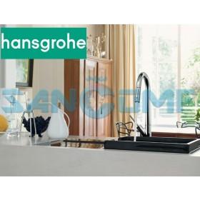 Смеситель для кухни Hansgrohe: высокое качество, оригинальный и эргономичный дизайн