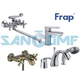 Смесители для ванной Frap : эстетично, доступно и надёжно