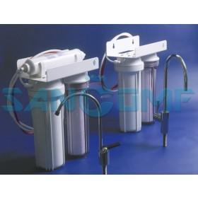 Стационарные фильтры для очистки воды: разновидности и требования к ним