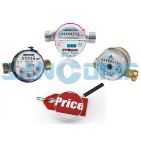 Стоимость счетчика на воду и другие требования при выборе водосчетной аппаратуры