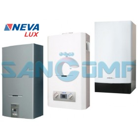 Газовый проточный водонагреватель Нева Люкс: обзор